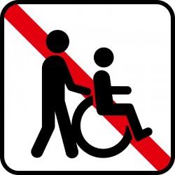 Ingen kørestol