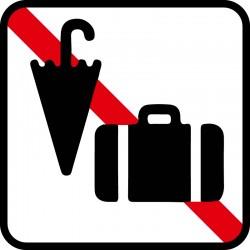 Ingen bagage