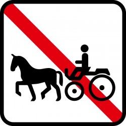 Ingen hestevogne