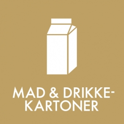 Mad & drikkekartoner