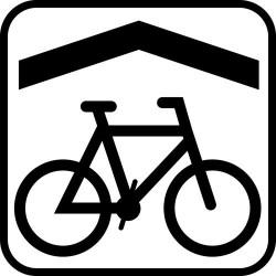Cykelparkering, overdækket