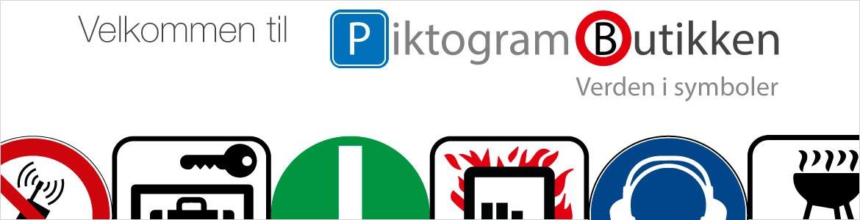Velkommen til Piktogrambutikken