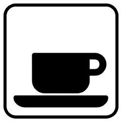 Cafeteria, varme drikke