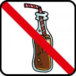 Ingen drikkevarer