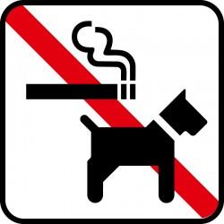 Ingen hund + rygning