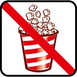 Ingen popcorn