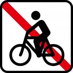 Ingen cyklister