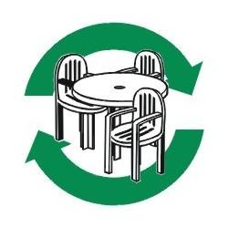 Plastmøbler