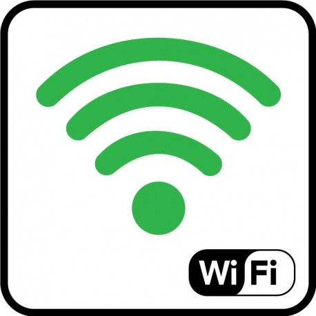 WIFI grønt signal