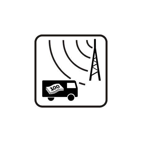 Overvågning af værditransportkøretøj