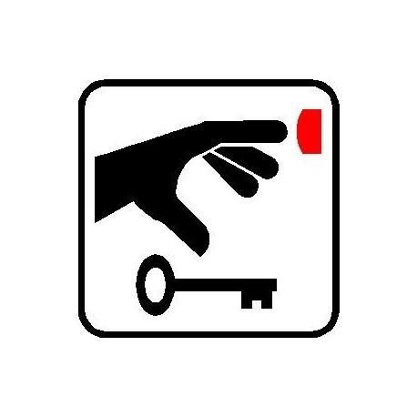 Tryk knap lås