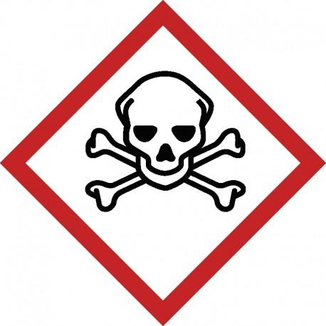 Meget giftig og Giftig