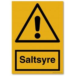 Saltsyre