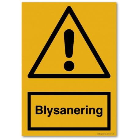 Blysanering