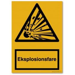 Eksplosionsfare