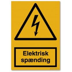 Elektrisk spænding