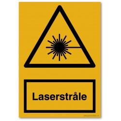 Laserstråle