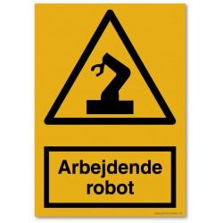 Arbejdende robot