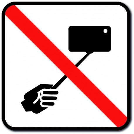 Selfiestang forbudt