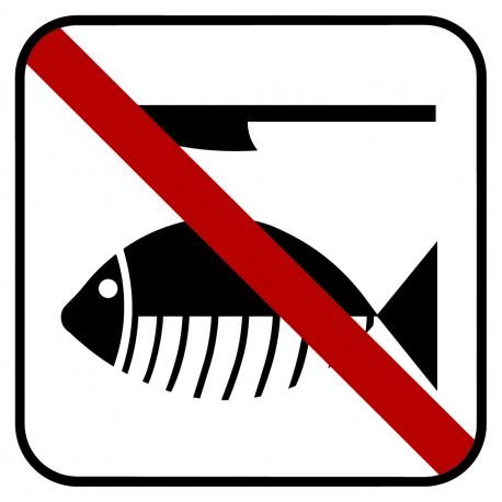 Forbud / Advarsel - Ingen rensning af fisk