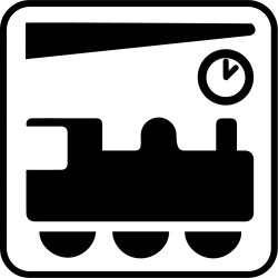 Jernbanestation
