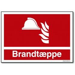 Brandtæppe