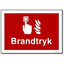 Brandtryk