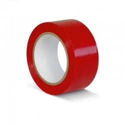 Rød afmærkningstape
