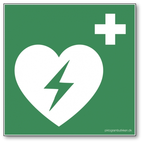 Hjertestarter