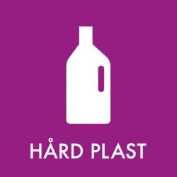 Hård plast