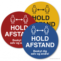 Hold afstand