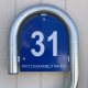 Undertekst til husnummerstander