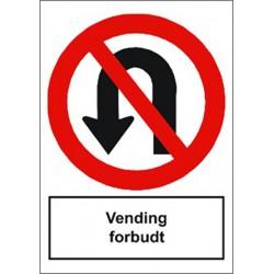 Vending forbudt