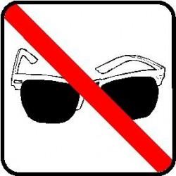 Ingen solbriller