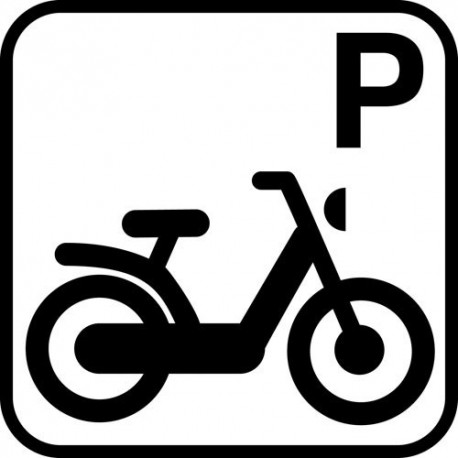 Knallertparkering