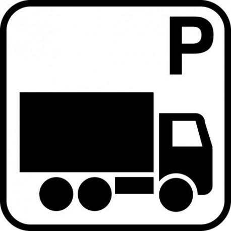 Lastbilparkering