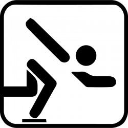 Hurtigløb på skøjter