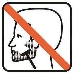 Barbering forbudt