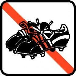 Ingen fodboldstøvler