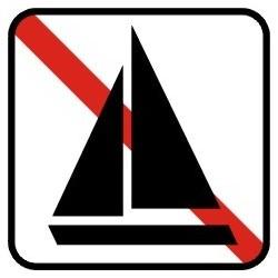 Ingen lystbåde