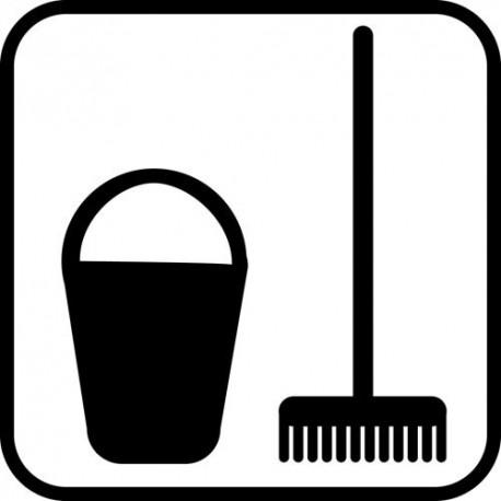 Rengøringsredskaber